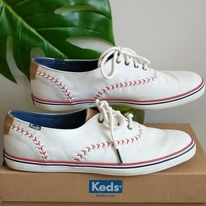 Keds Pennant Off White Women's Sneakers